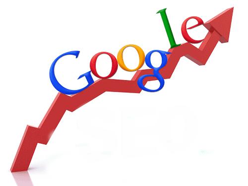 stijgen in Google