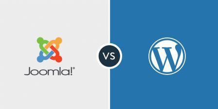 Wordt het Joomla of WordPress?
